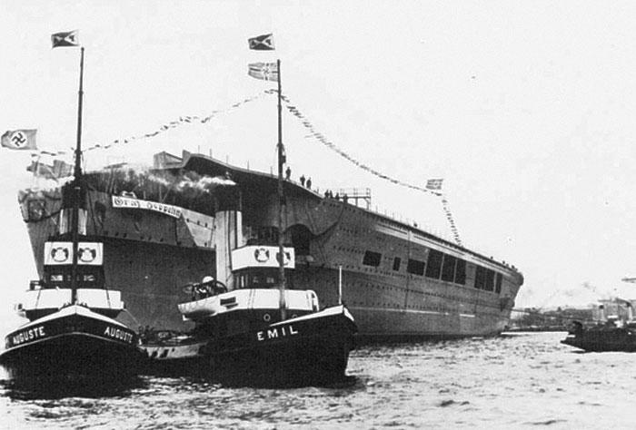Porte-avions allemands Lanc810