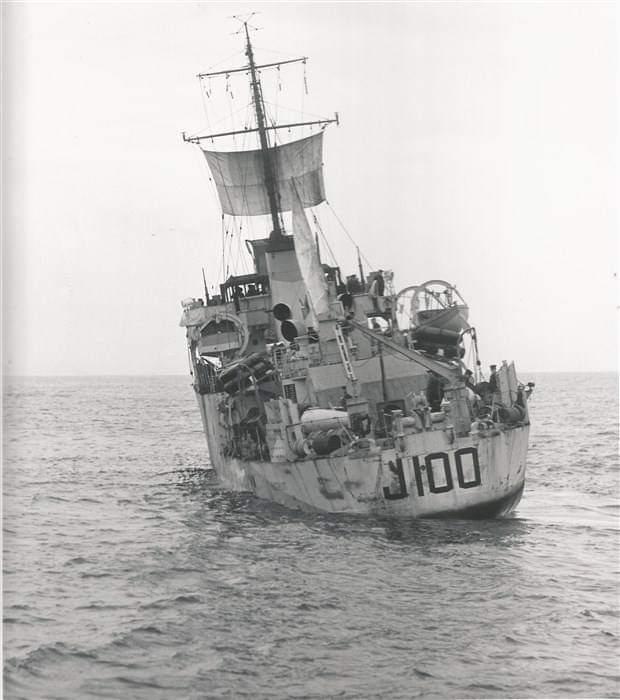Marine canadienne Locke110