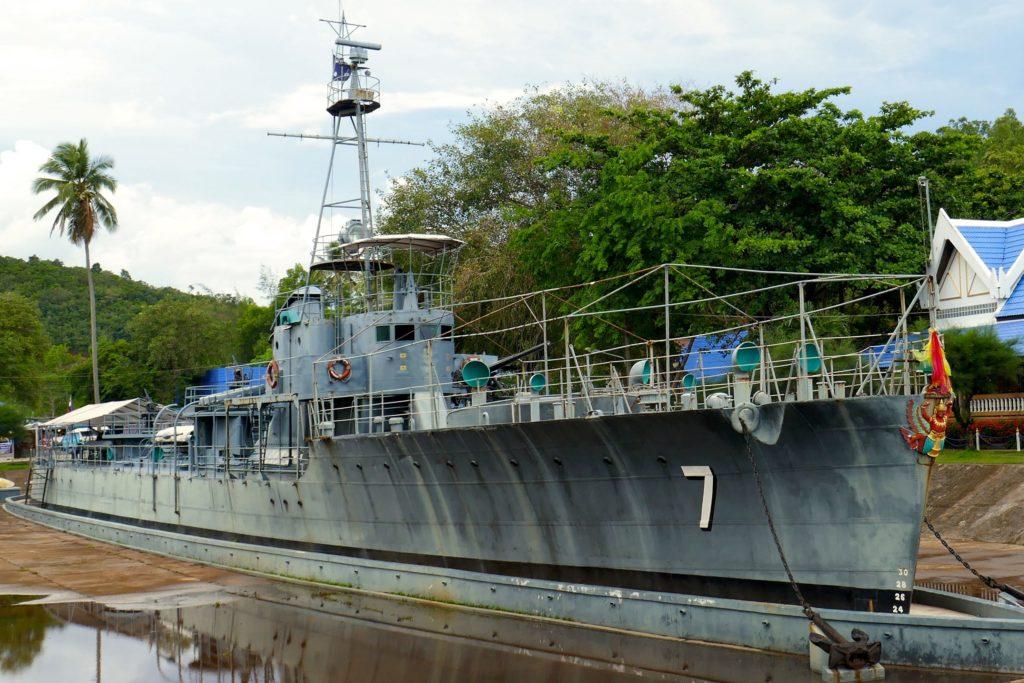 Marine thaïlandaise  Phra_r10
