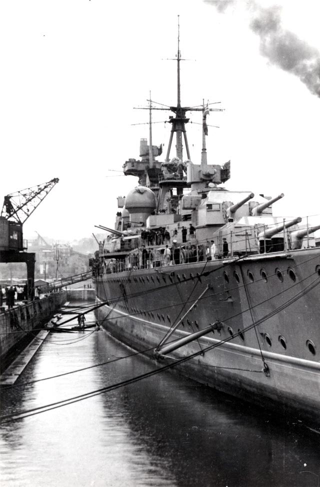Croiseurs allemands - Page 5 Prinze13