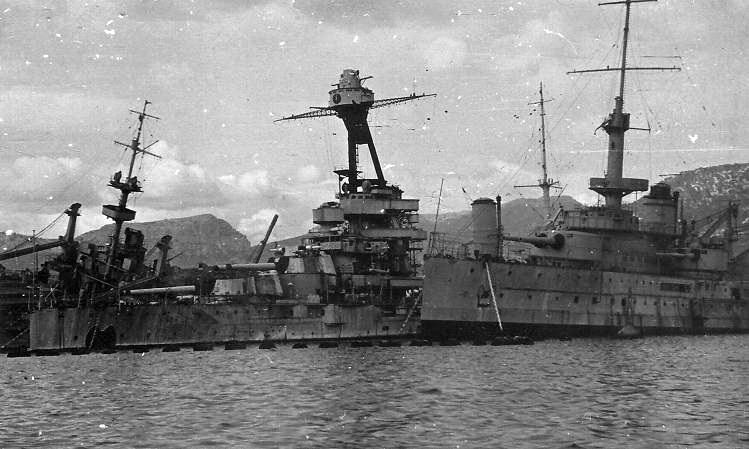 Sabordage de la flotte française à Toulon. - Page 14 Proven10
