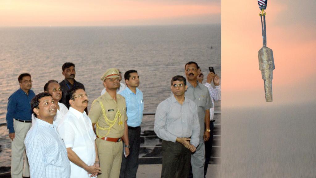 Les canons de Bombay Raj111