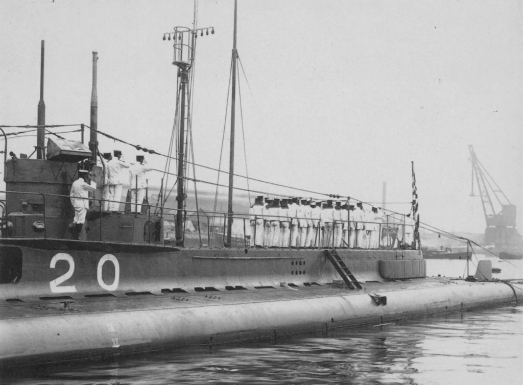 Les sous-marins japonais jusqu'en 1945 - Page 4 Ro12_111