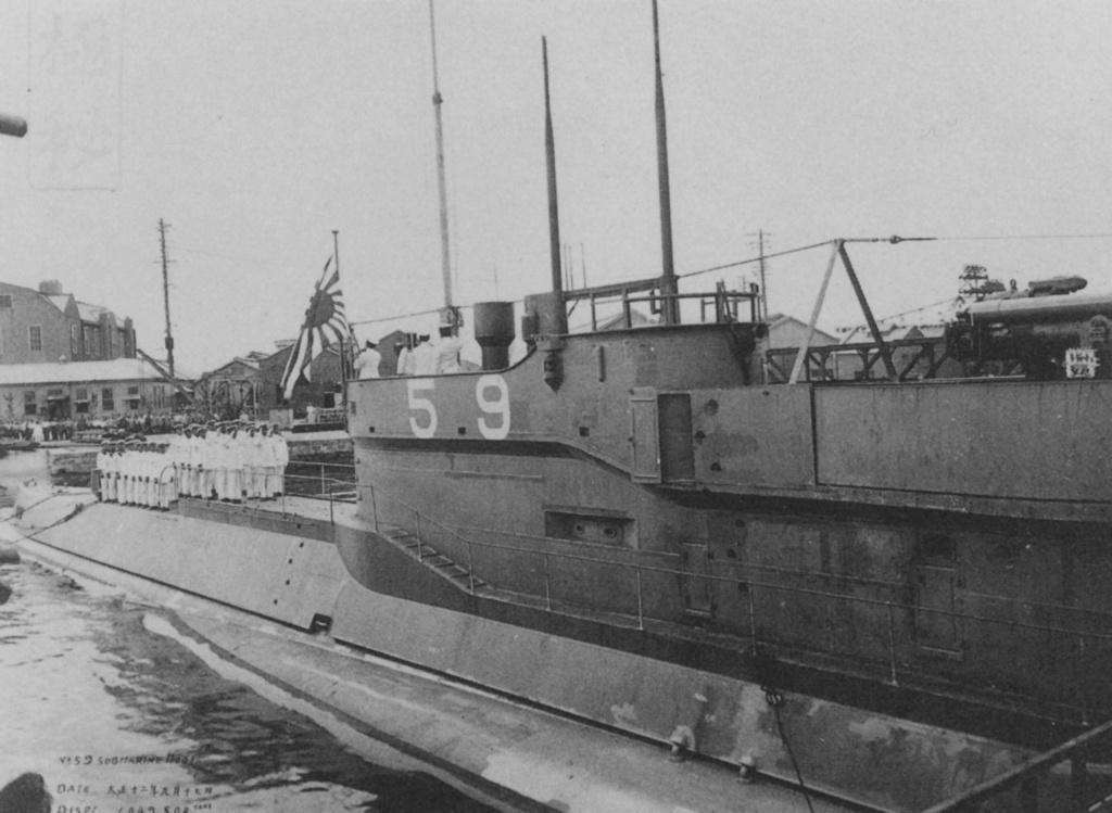 Les sous-marins japonais jusqu'en 1945 - Page 4 Ro60_110