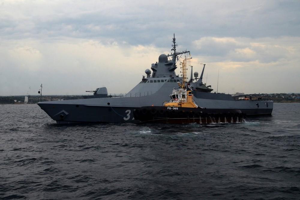Corvettes classe VASILY BYKOV (Projet 2216.0) Rog_410