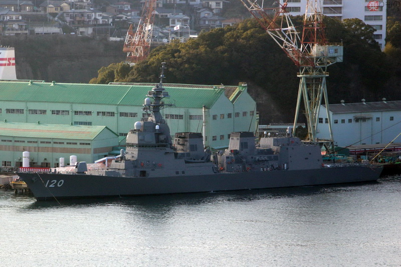 Destroyers type DD25 (classe ASAHI) - Page 3 Shi_110