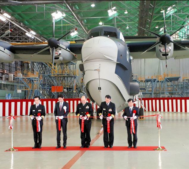 [Aviation maritime] Shinmaywa US-2 - Page 2 Shinma10