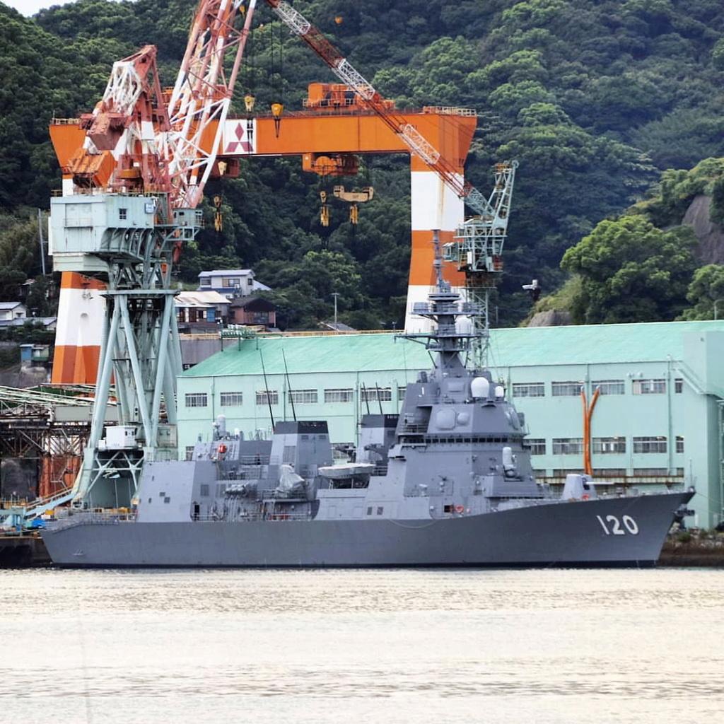 Destroyers type DD25 (classe ASAHI) - Page 3 Shiran11