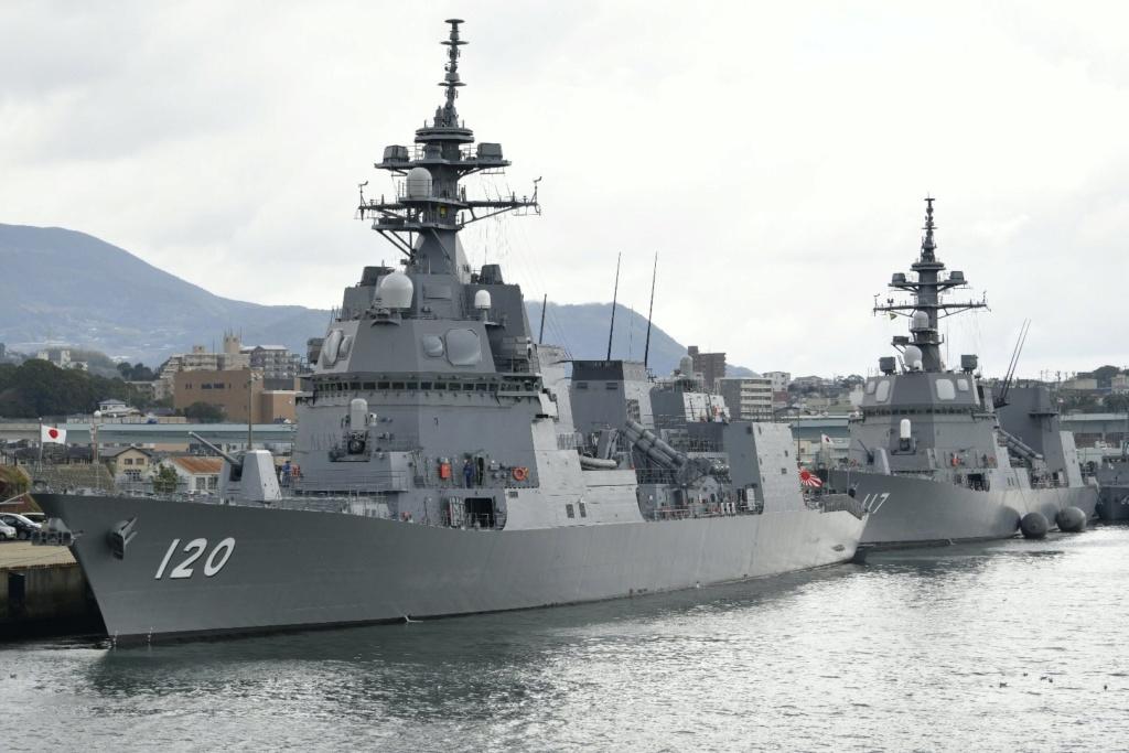 Destroyers type DD25 (classe ASAHI) - Page 3 Shiran13