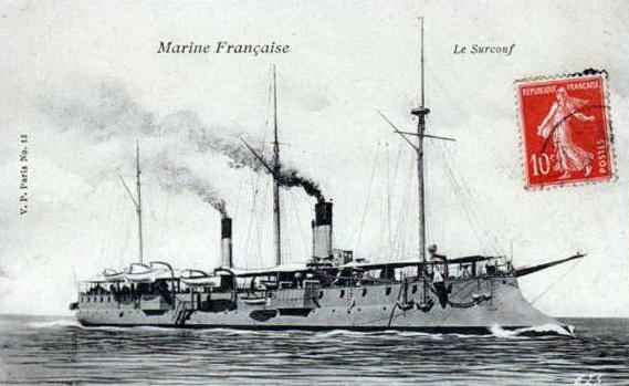 Croiseurs français  - Page 8 Surcou10