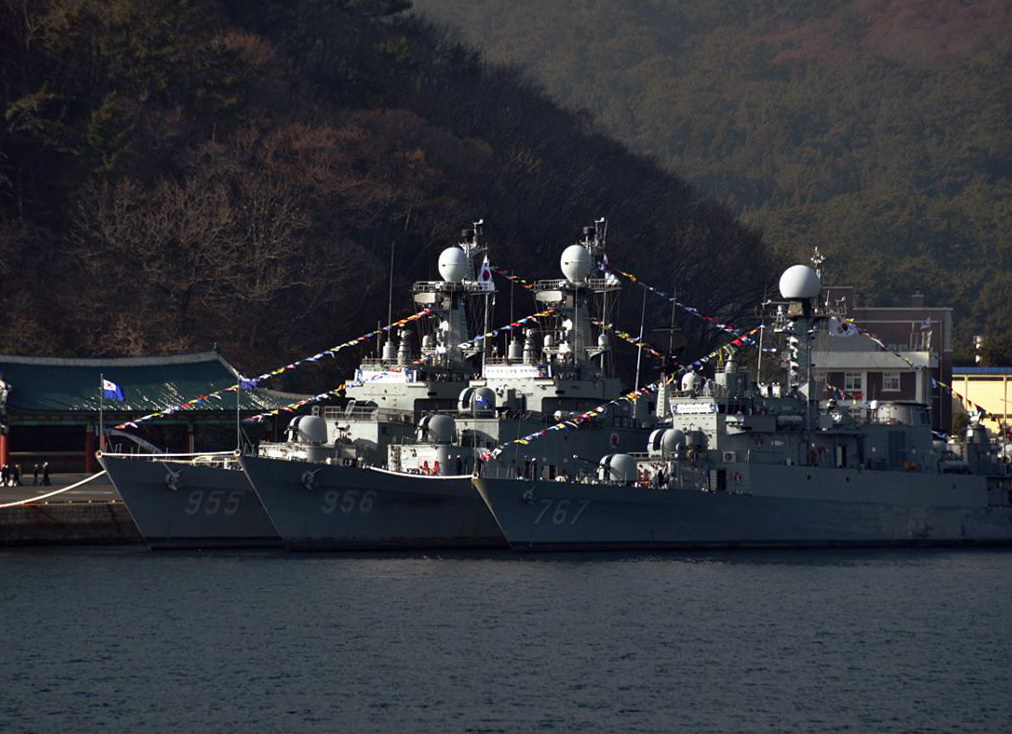 Fil info marine sud-coréenne - Page 4 Trois10