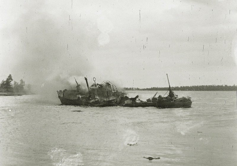 Marine finlandaise  Turunm10