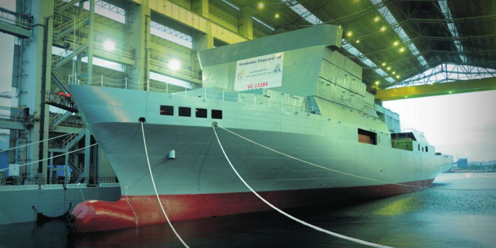 Navire trajectographique / OSS 'VC 11184' Vc111810