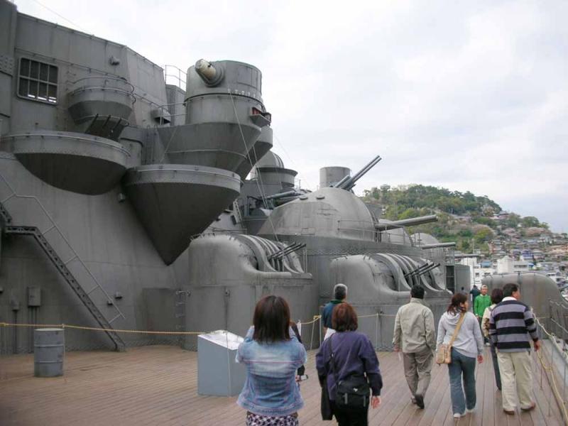 Le souvenir de la Marine Impériale - Page 7 Yamato17