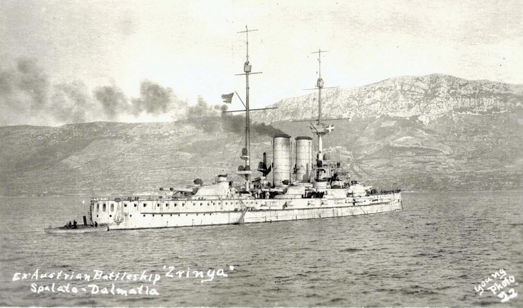 Marine Austro-Hongroise  - Page 2 Zrinya10