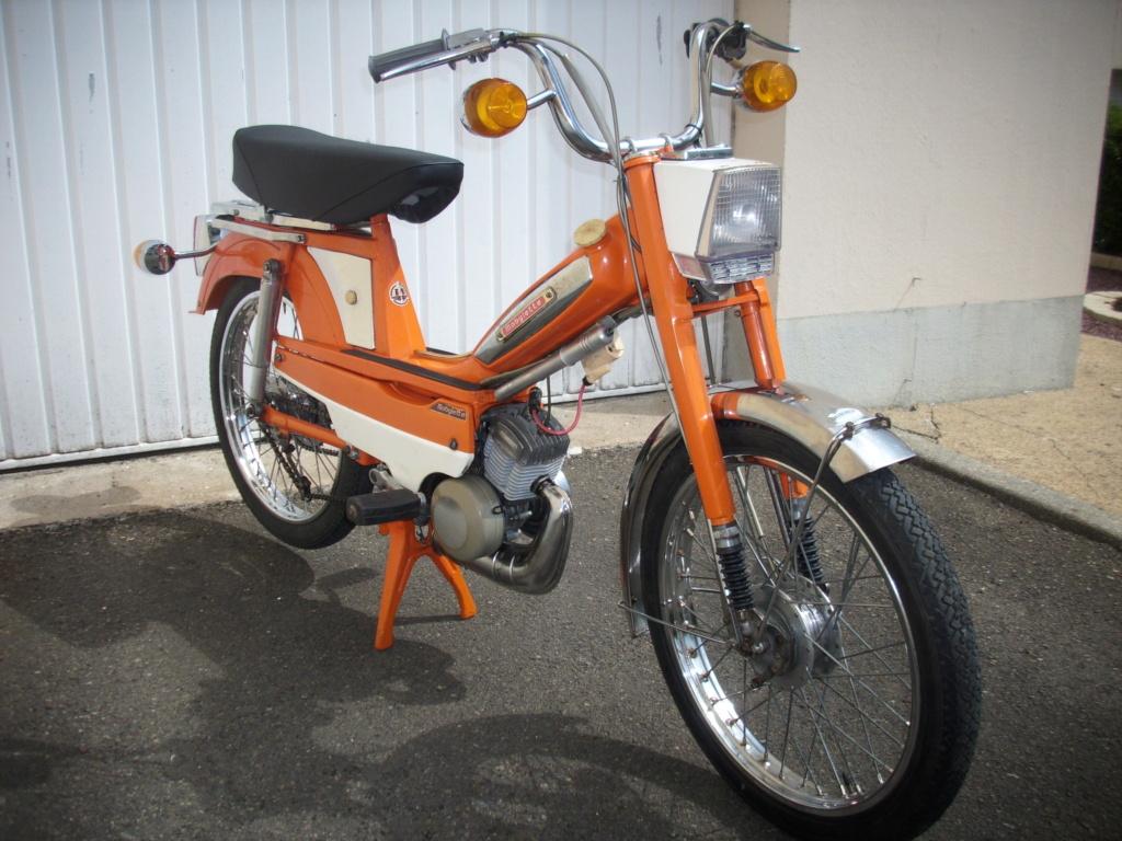 "Motobecane "" orange "" Mob_or14"