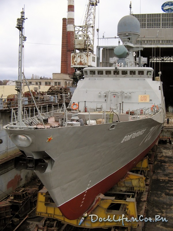 Gepard class frigate for Caspian Sea 0_5b8210