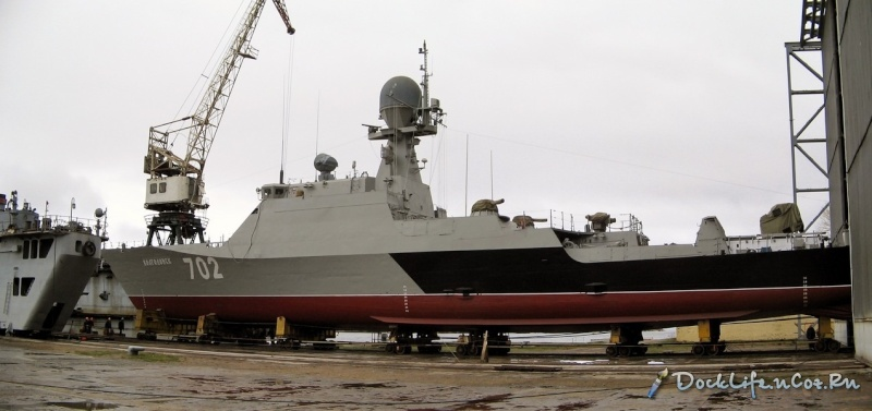 Gepard class frigate for Caspian Sea 0_5b8310