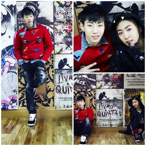 [NEWS] Jay Park e 5dolls vão ter um duelo de dança em MV. Ohmygo10