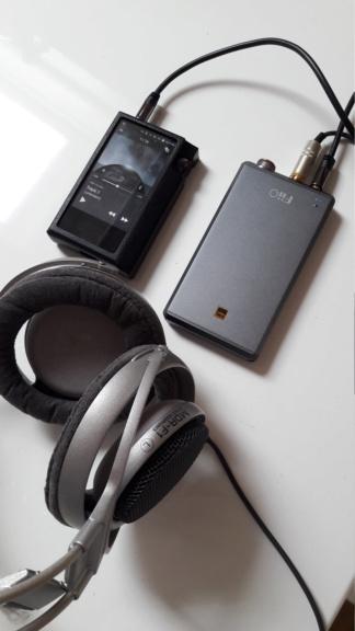 Sony MDR-F1 20190610