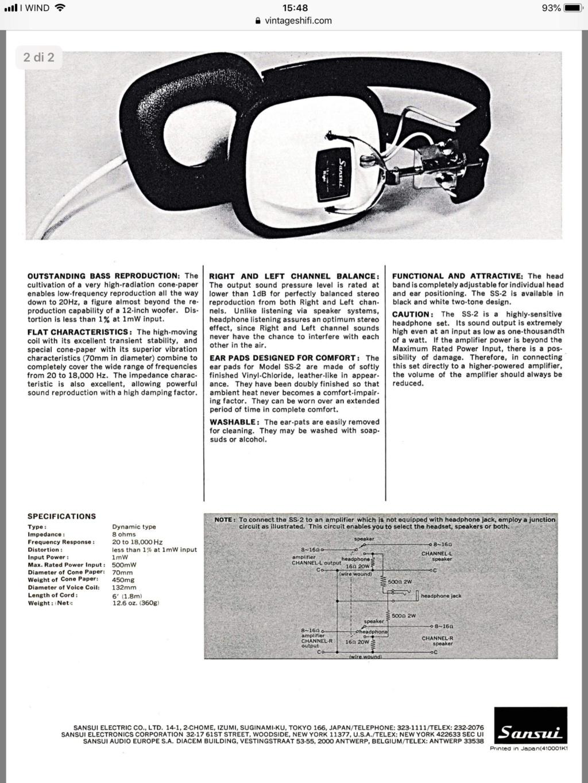 Cuffie Vintage...ne avete o ne avete acquistate di nuove...(prodotte prima del 1985) 22efe110
