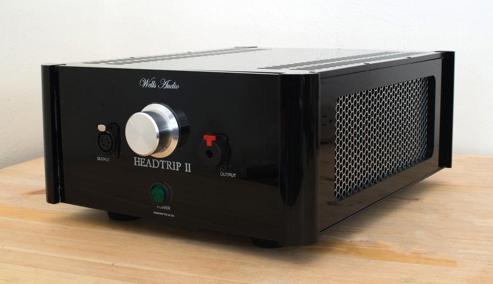 Amplificatori per cuffia MASS-Kobo e Wells Audio D8216610
