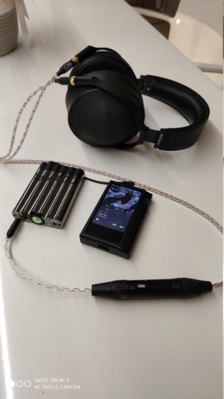 iFi audio xCAN portable headphones amplifier Img_2010