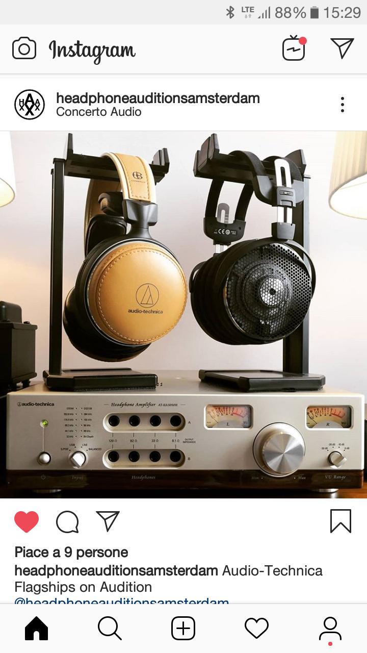 A volte ritornano...nuova Audio Technica ATH-L5000 Screen25