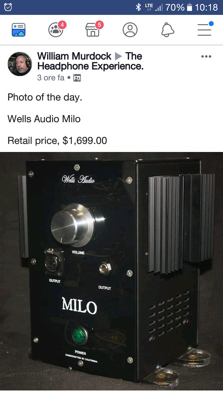 Milos -  Wells Audio Screen30
