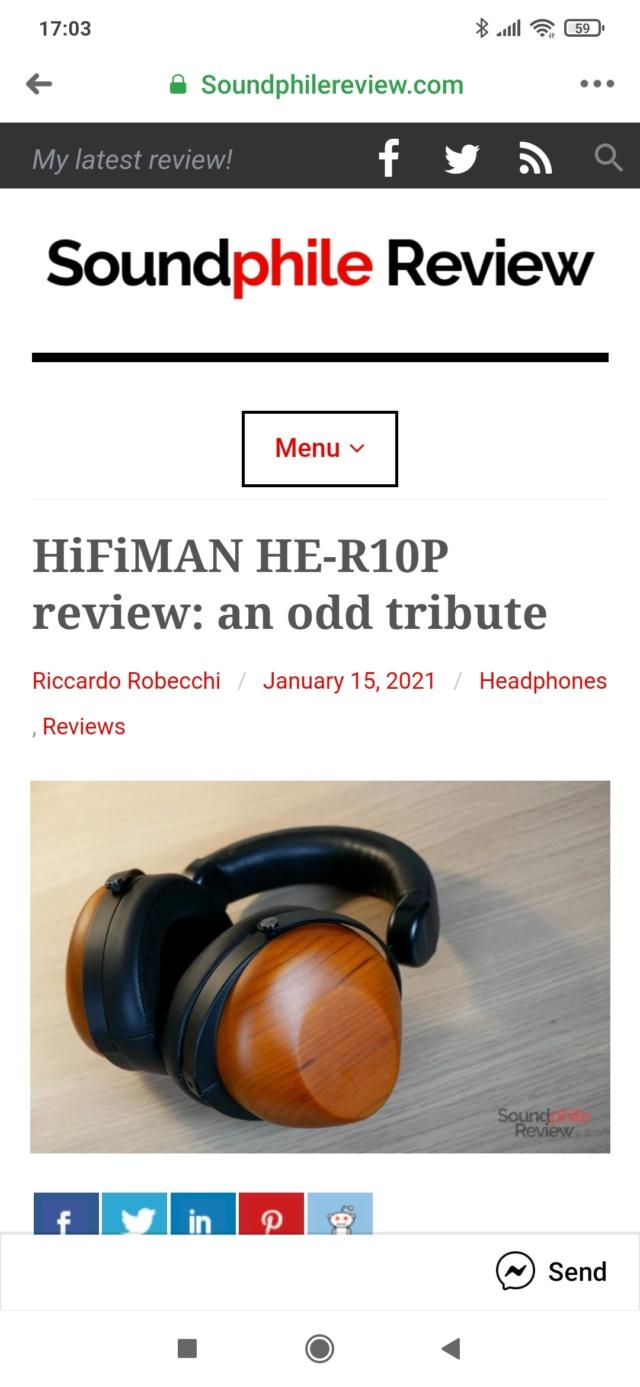 Nuova HIFIMAN HE-R10...la loro prima chiusa - Pagina 2 Screen68