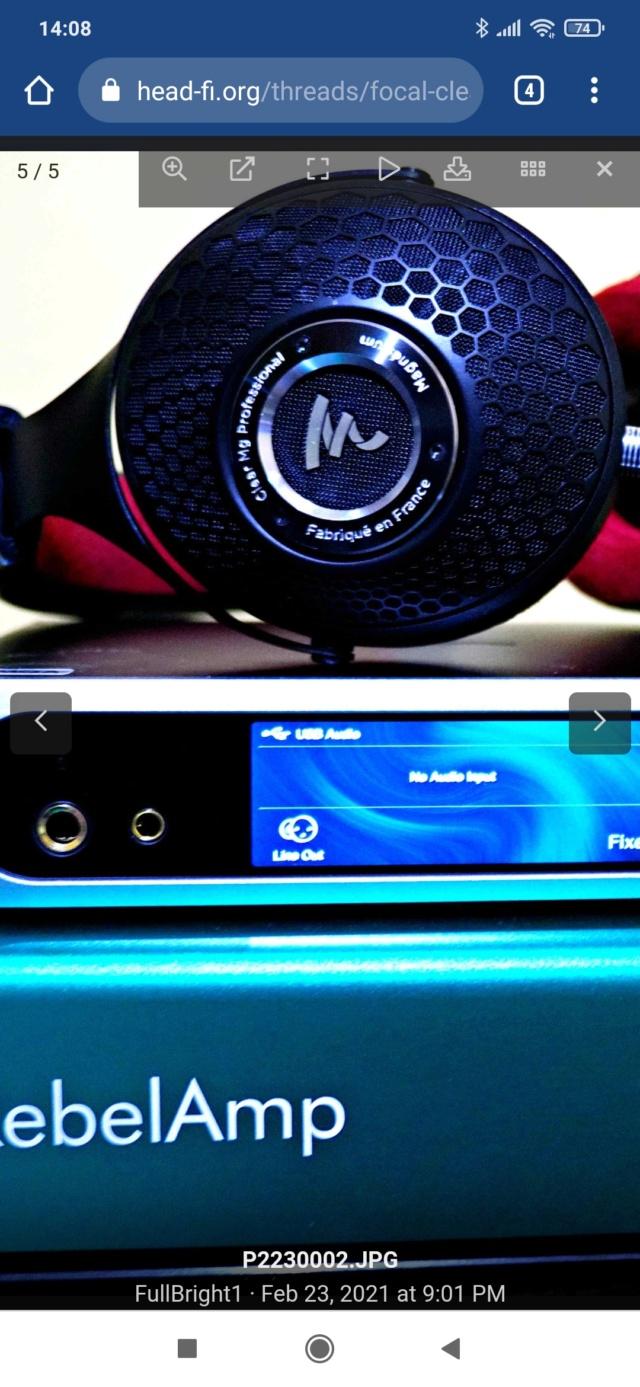 Nuova Focal Clear MG...anteprima mondiale del Gazebo Audiofilo Screen92