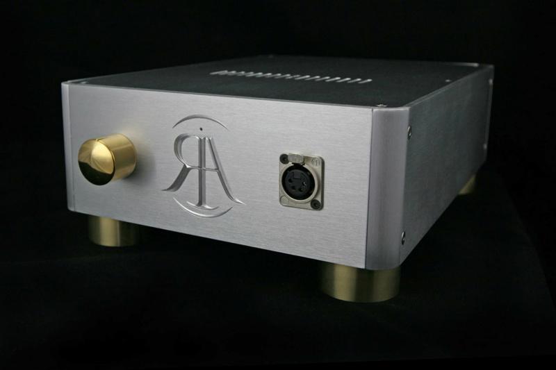 Robson HA1 headphones amplifier Slide-10