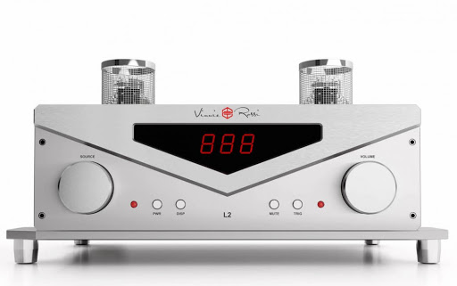 Vinnie Rossi (ex Red Wine Audio) L2 Signature Preamplifier with headphones output Unname12