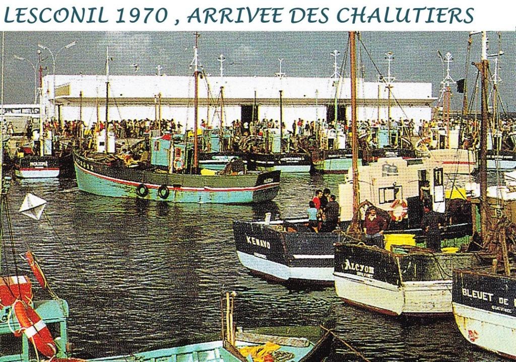 [Activité des ports] Le Guilvinec - Page 12 Arrive11