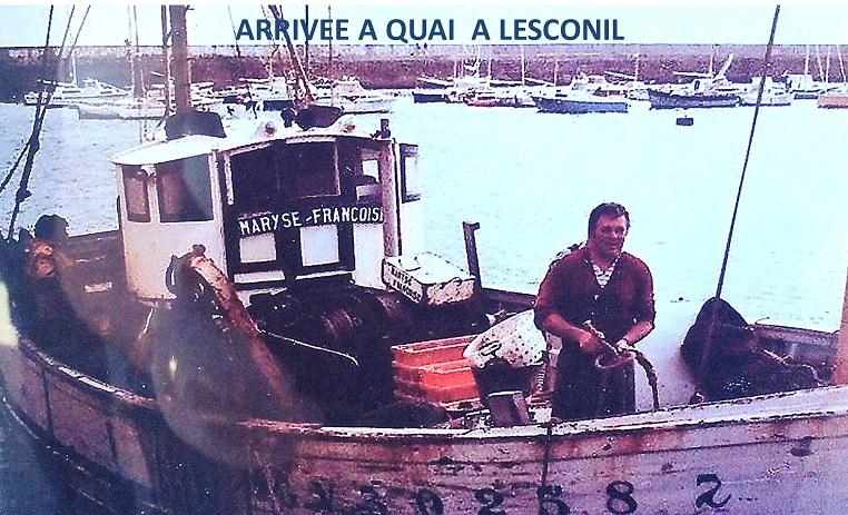 [Activité des ports] Le Guilvinec - Page 12 Arrive12