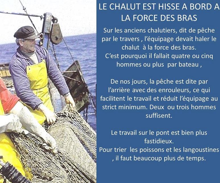 [Activité des ports] Le Guilvinec - Page 12 Chalut10