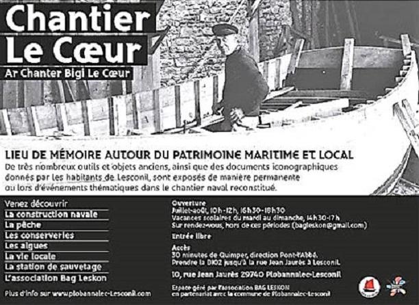 [Activité des ports] Le Guilvinec - Page 12 Chanti11
