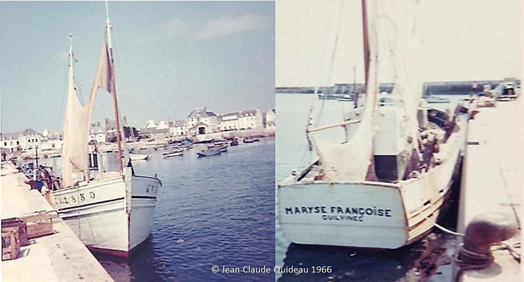 [Activité des ports] Le Guilvinec - Page 13 Maryse11