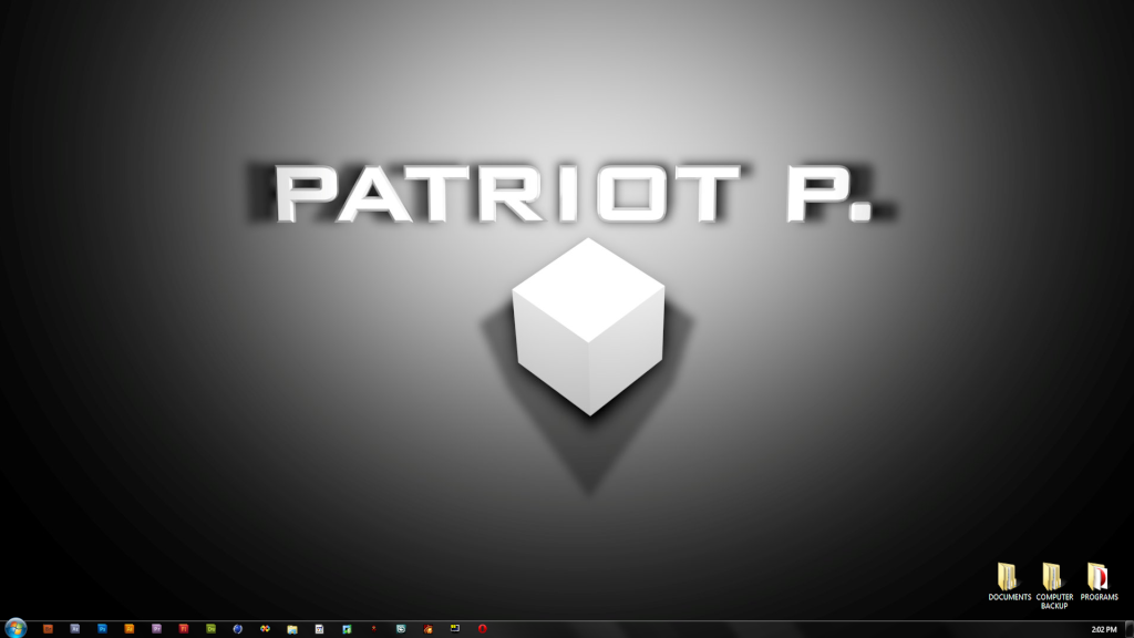 Your Desktop! 2 Patrio11