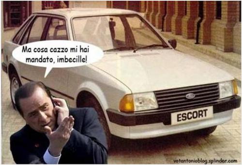 Berlusconi e le Escort del '75 44663910