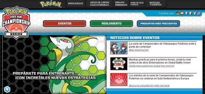 La Compañía Internacional de Pokémon busca al mejor entrenador del mundo Fotono10