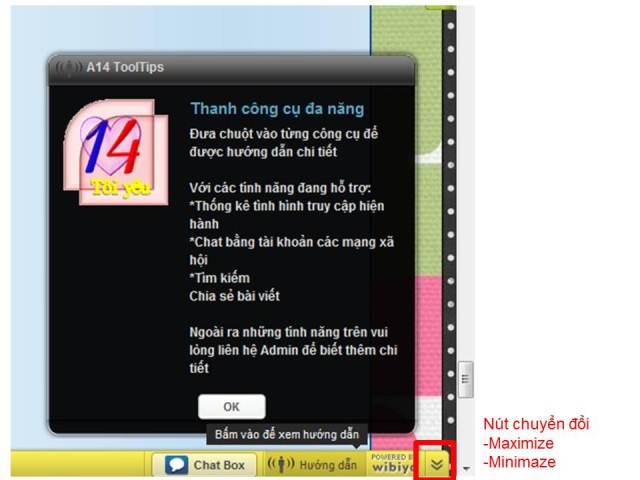 [HƯỚNG DẪN][SỬ DỤNG THANH CÔNG CỤ A14 TÔI YÊU] Slide210