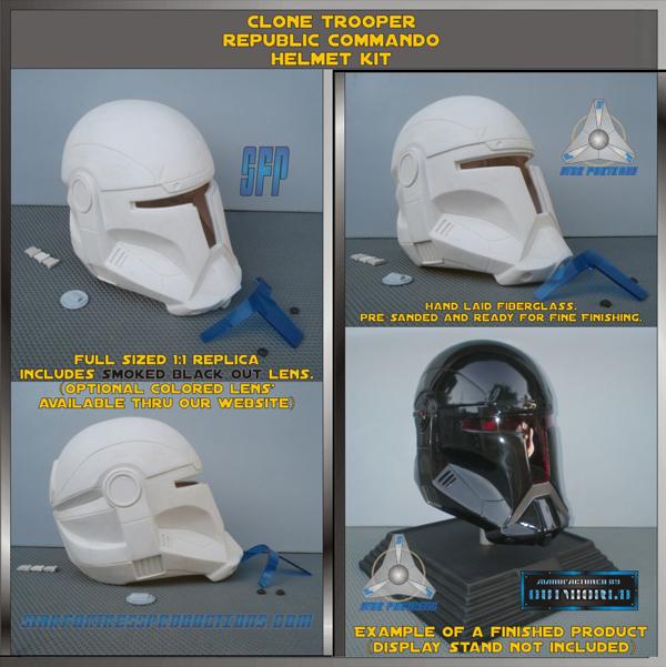 Republic Commando Helmet : votre avis Cloner10