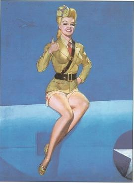 The Great Pin-Up Contest (concours stupide) - Page 9 15610