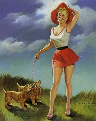 The Great Pin-Up Contest (concours stupide) - Page 9 Ekman_11