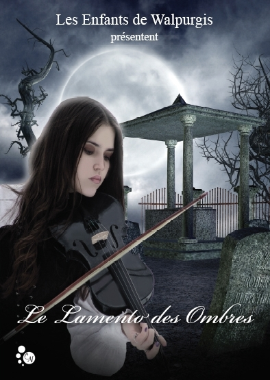 Anthologie - Le lamento des ombres Book_c10