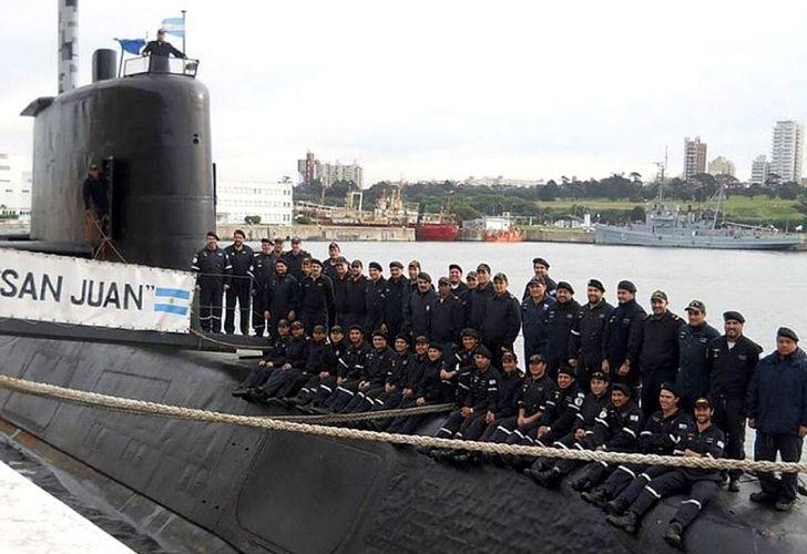 Submarino ARA SAN JUAN - Debate - Página 18 Arasj10