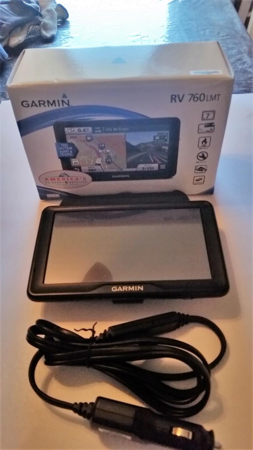 VENDU - GPS Garmin 760 LMT pour VR 770_310