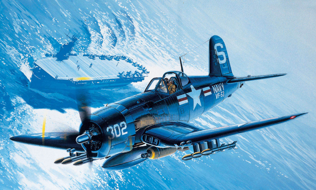 [FINI][Hobbyboss] F4U-4 Corsair Artwor10