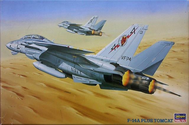 [Hasegawa] F-14A+ Tomcat Haseg335